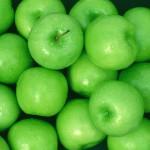 Groene appels, goede voeding
