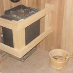 sauna kachel