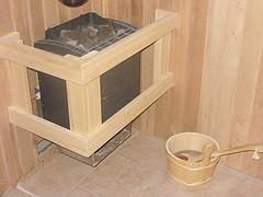 hout elektrisch of gaskachel voor je sauna relax en gezond. Black Bedroom Furniture Sets. Home Design Ideas