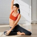 pilates mat oefeningen