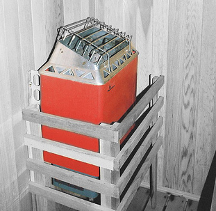 elektrische sauna kachel